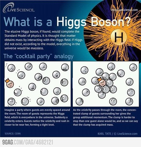 Live Science Higgs Boson