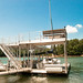 Aluminum Dock with Upper Deck and Dock Boxes | www.martindocksinc.com