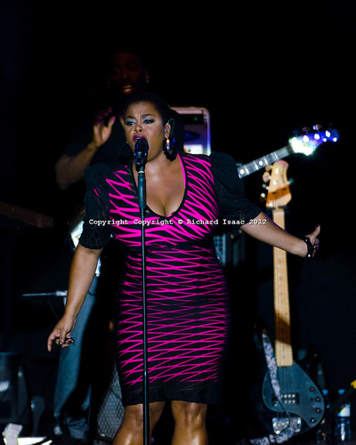 Jill Scott live at Somerset House