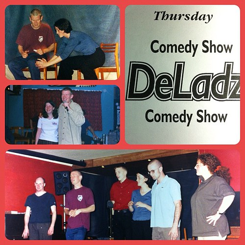 Dave Delaney improv comedy