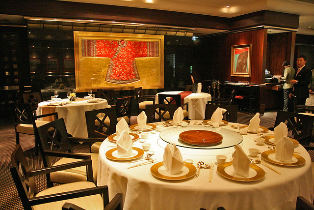 Jiang-Nan Chun at Four Seasons Hotel Singapore