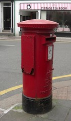 One Arm Pillar Box St Helier Jersey