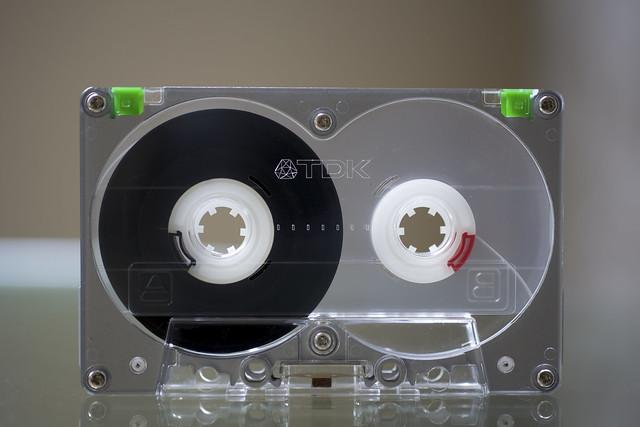 Heavy Metal Tdk Ma R90 Cassette Tape Flickr Photo