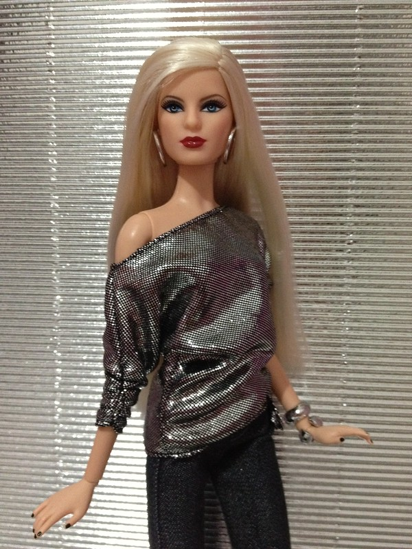 Barbie Basic 2.5 Louboutin