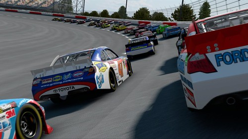 NASCAR The Game Inside Line - July - (02