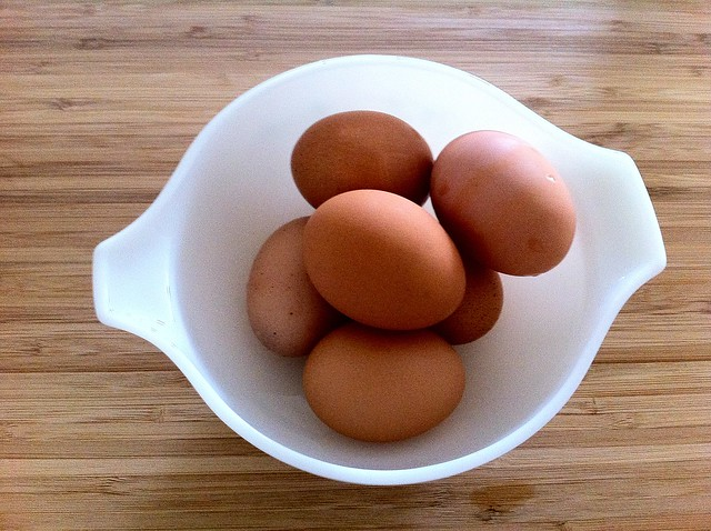 6 Large Eggs
