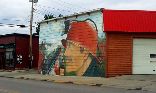 Miners Mural - Ely, Minnesota
