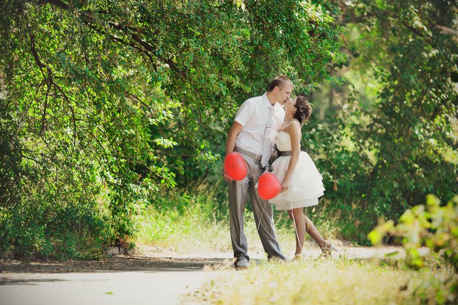 Свадебная фотосъемка, фотограф на свадьбу, Новосибирск, www.kseniabur.com