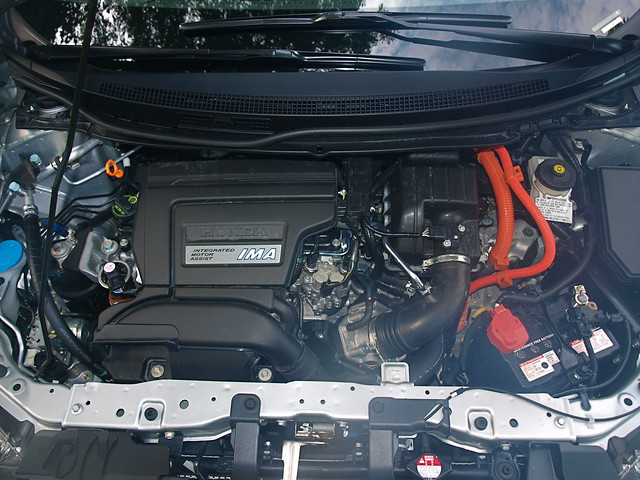 2012 Honda Civic Hybrid 11