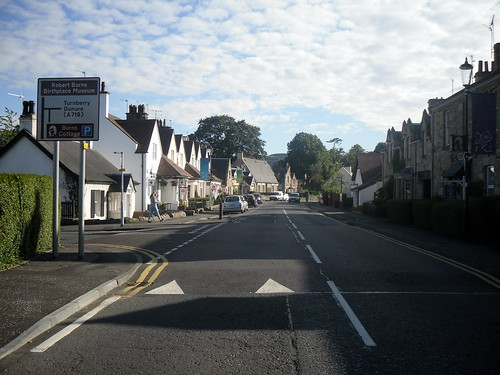 Street in Alloway