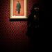 Retrato con Magritte by auiliuinti