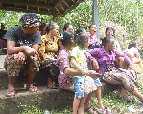 Bali-Funéraille hindoues-Crémation (71)