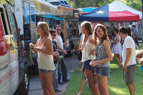 Cedars Food Truck Park Grand Opening Bash
