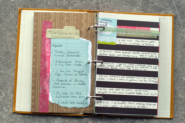 30 Days of Lists | March 2012