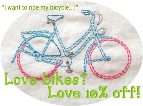 Love bikes!