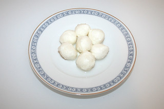 11 - Zutat Mozzarella / Ingredient mozzarella