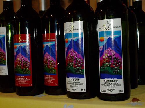 Wines of Los Berrazales, Gran Canaria