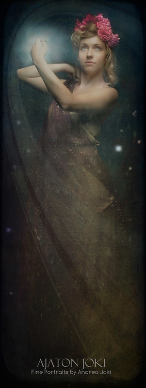 alphonse mucha inspired shoot evening star