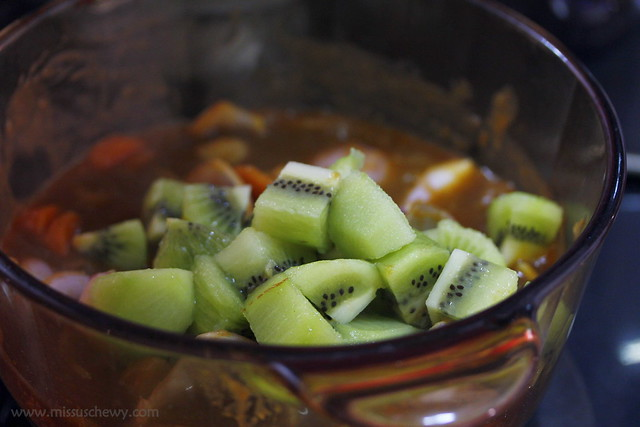 ZESPRI Kiwifruit Japanese Curry 021