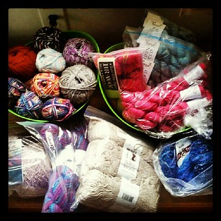 And some #yarn to #destash soon on ebay/yardsellar #knit #crafting #craftsupplies #create #knitting #getyourkniton