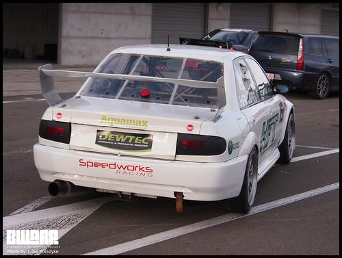 HFT Mitsubishi Evo