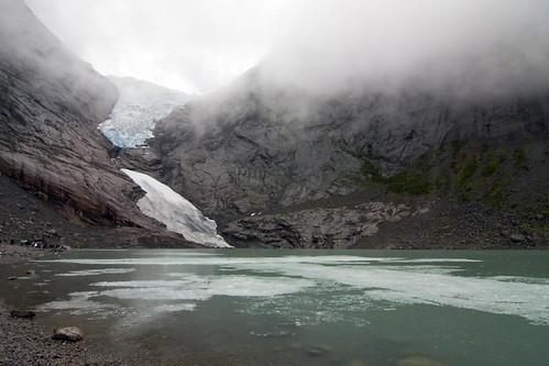 243 Glaciar Briksdal
