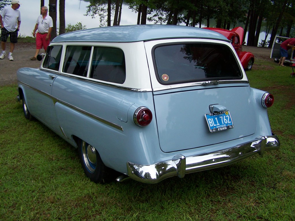 Classicfordzs Most Interesting Flickr Photos Picssr 1954 Ford Country Squire Station Wagon 1