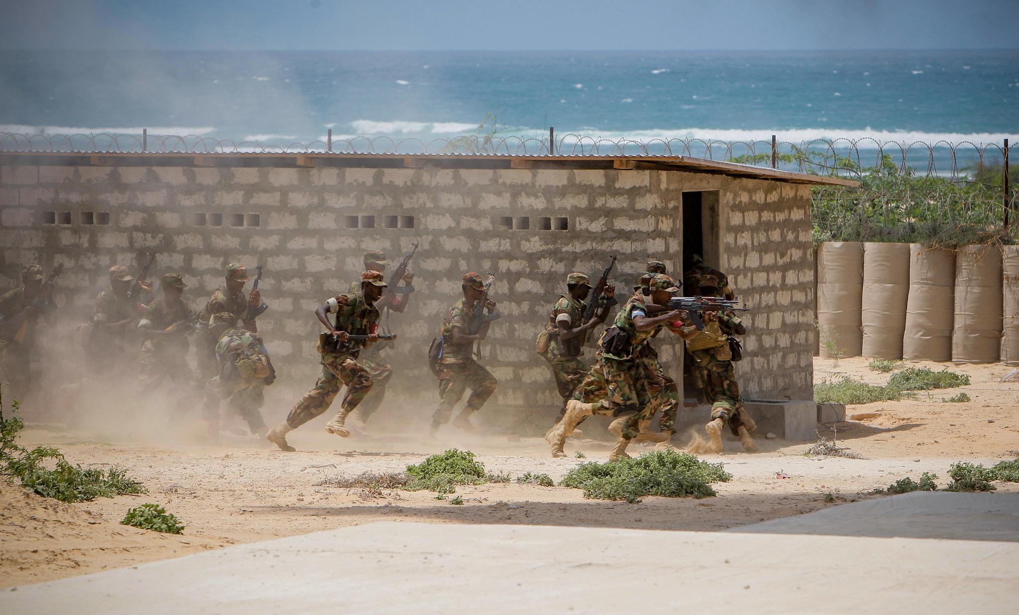 Armée Somalienne / Military of Somalia 7786577284_038a8b1144_k