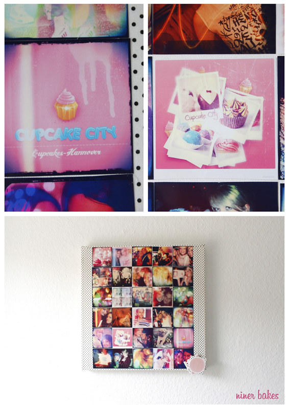 DIY - Instagram Wall Art: Make your own instagram canvas