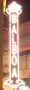 BALBOA SAN DIEGO CALIF