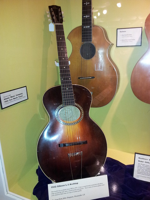 Photo:1932 Gibson guitar By doryfour