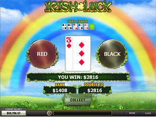 Irish Luck Free Spins