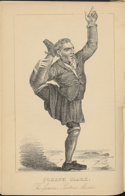 Joseph Clark - The Famous Posture Master