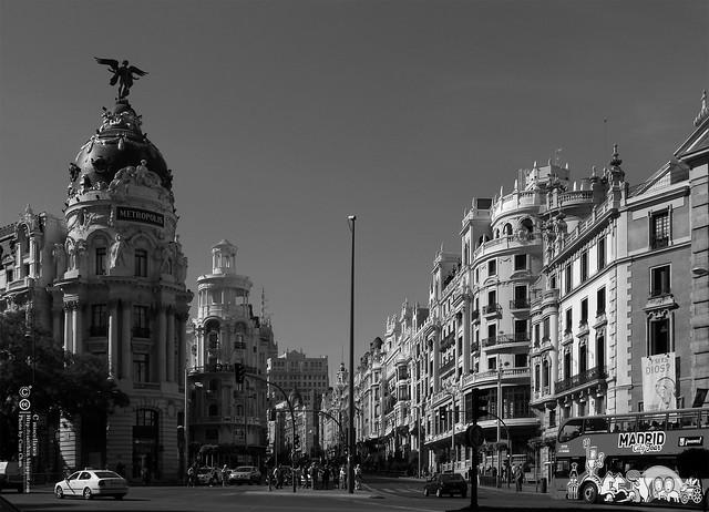 Hola Madrid~ 馬德里。黑白的不可思議。Prado普拉多美術館   R1043803