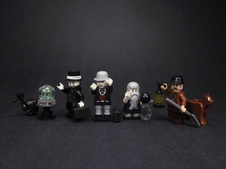 Haunted Mansion Minifigures
