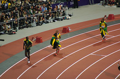 London 2012: Athletics