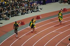 London 2012: Athletics