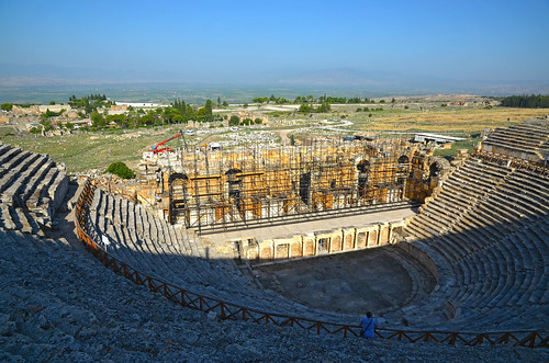 Forum Romanum at Hierapolis