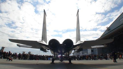 F-15J Eagle Rear View