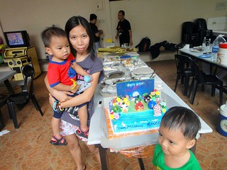 binog's birthday party