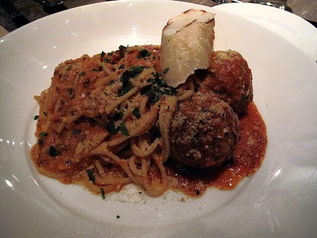 spaghetti & meatballs 2