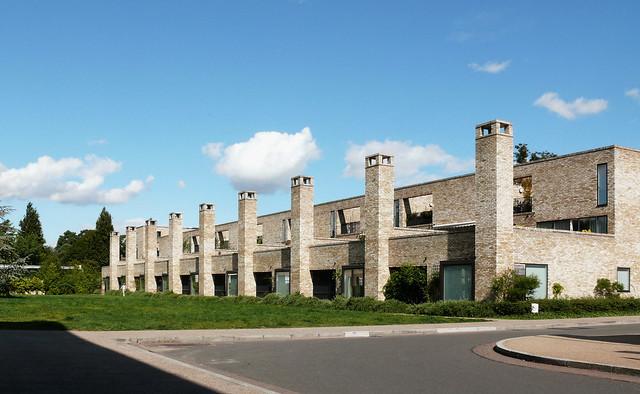 Accordia housing cambridge flickr photo sharing for Cambridge architecture