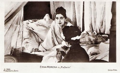 Erna Morena in  Rafaela