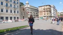 Lugano - Piazza Luini