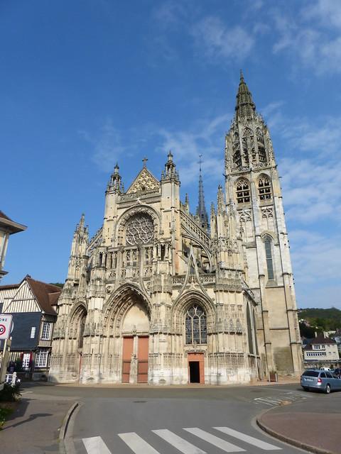 196 Église Notre-Dame de Caudebec-en-Caux