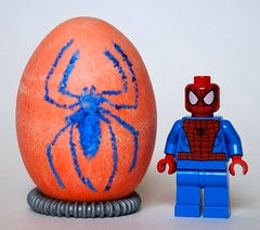 Happy Easter from your friendly neighborhood Spiderman