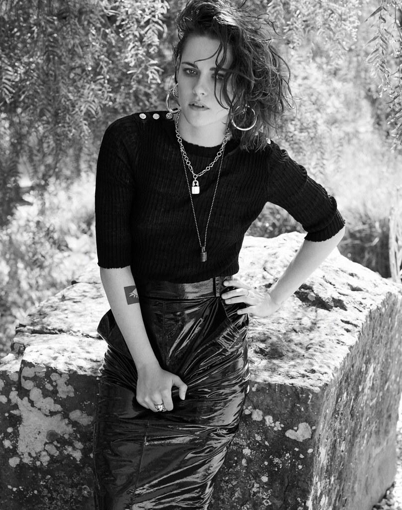 Кристен Стюарт — Фотосессия для «Marie Claire» FR 2016 – 4