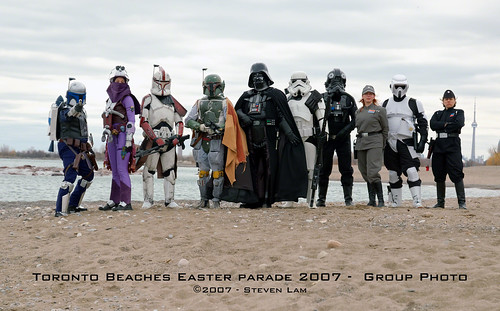2007 - Beaches Easter Parade