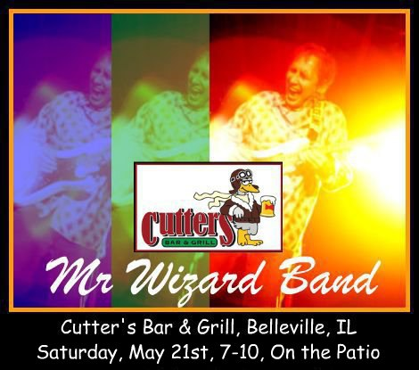 Mr Wizard band 5-21-16