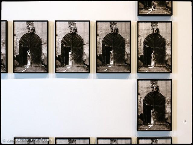 Exposición de Rafael Navarro en IAACC Pablo Serrano